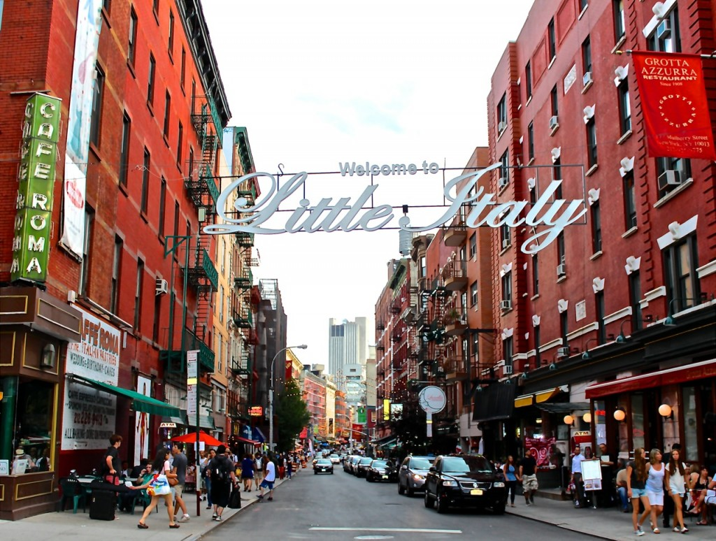 Italian Restaurants In Soho New York City